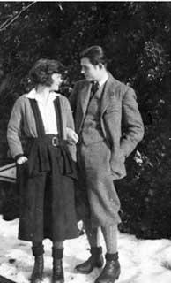 Hadley & Ernest Hemingway